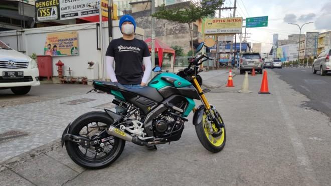 Makin Sangar, Yamaha MT -15 Tampil Dengan Tema Hyper Naked
