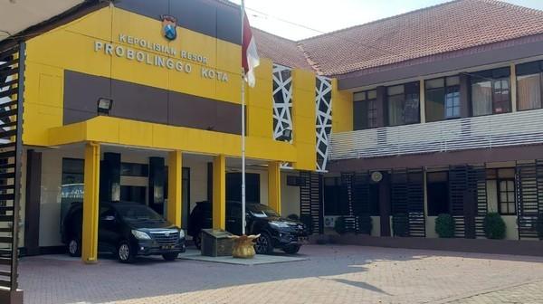 Polres Probolinggo Kota (Foto: M Rofiq/detikcom)