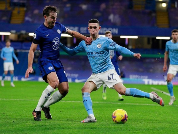 Chelsea dan Man City akan saling bertemu di Final Liga Champions. Foto: Getty Images/Pool