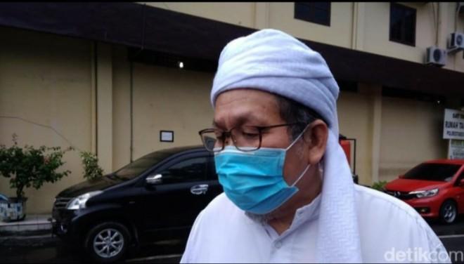 Ustaz Tengku Zul (Datuk Haris/detikcom)
