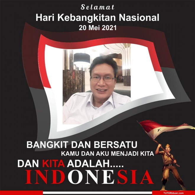 Bicara Gagasan Indonesia Maju di Hari Kebangkitan Nasional