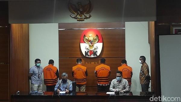 Eks Anggota DPRD Jambi Eks Anggota DPRD Jambi (Azhar Bagas Ramadhan/detikcom)