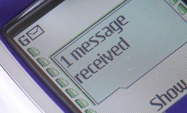 Ilustrasi SMS (Dok. Istimewa)