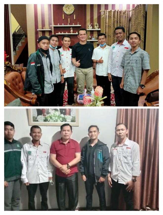 Latihan Kepemimpinan Mahasiswa yang Digelar KAMMI Kerinci Dapatkan Dukungan Walikota dan Wakil