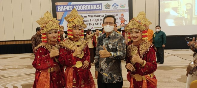 Kemenag Gelar Perkemahan Wirakarya PTK XV November Mendatang, IAIN Kerinci Siapkan Kontingen